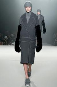 Alexander Wang fashion show Fall Winter