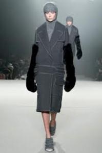 Alexander Wang fashion show Fall Winter