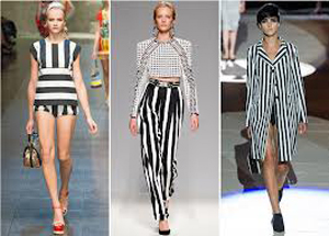 Black and white trend Spring Summer