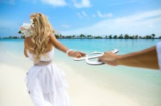 Wedding on Maldives