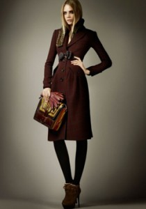Burberry Pre Fall Season Change