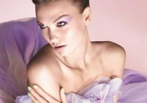 Dior Garden Party Makeup