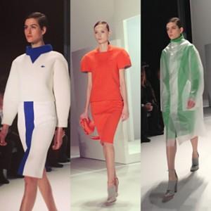Lacoste fashion show Fall Winter