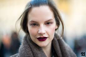 Lipstick trend Fall Winter