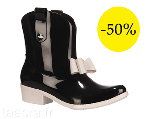 Melissa by Vivienne Westwood boots on sale