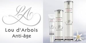 Range anti-aging bio Lou d'Arbois