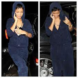 Rihanna pictures of his collection for River Island