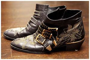 Susan Chloe boots style