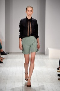 The Mercedes-Benz Fashion Week Berlin Spring  Summer 1