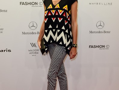 The Mercedes-Benz Fashion Week Berlin Spring  Summer 2015