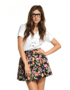 The best skirts for summer 2012