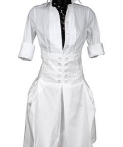 Fashionable female suit