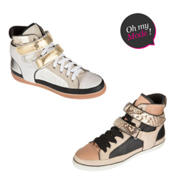 Trend we love new sneakers Maje