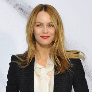Vanessa Paradis, the face so frenchie for H & M