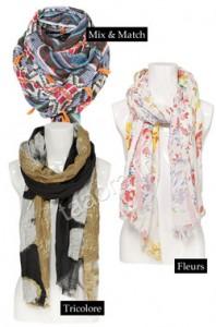 Spring Maxi scarf