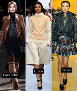 trend Autumn / Winter