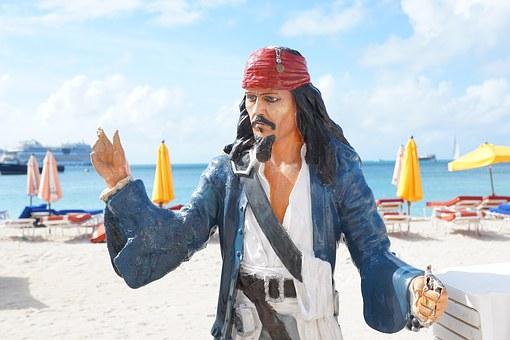 Captain Jack Sparrow's