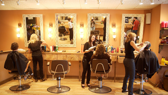 Finding a good salon in portland versatile fashions for Act one salon salem nh